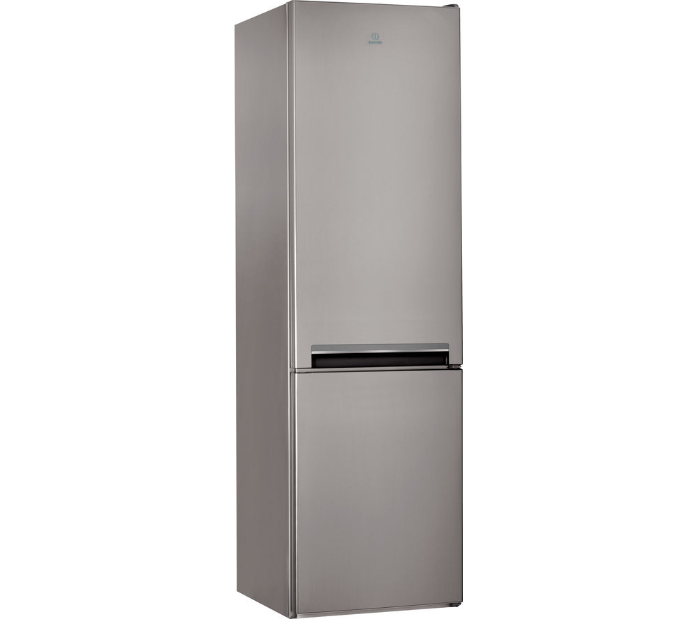 INDESIT  LD70S1X Fridge Freezer  Stainless Steel Stainless Steel