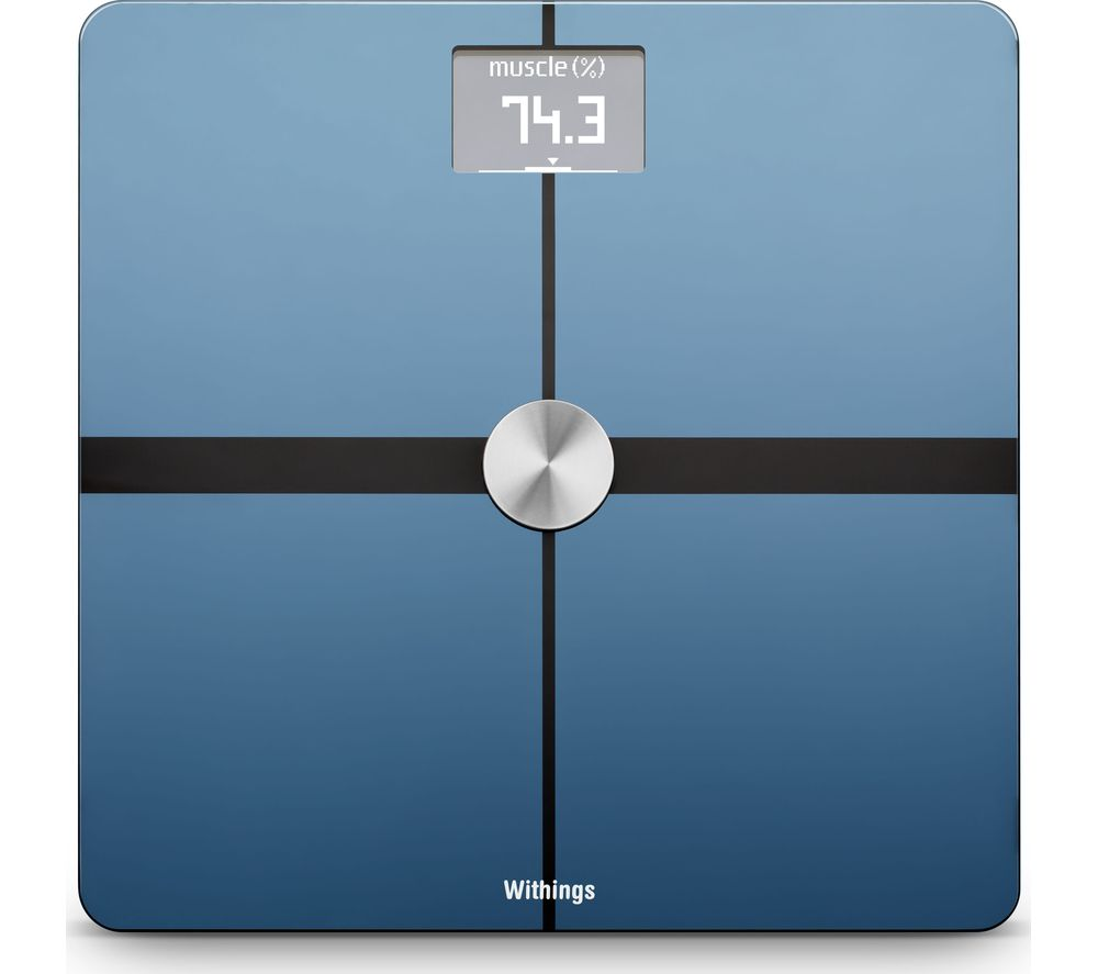 WITHINGS  Body WS45 Smart Scale  Black Black