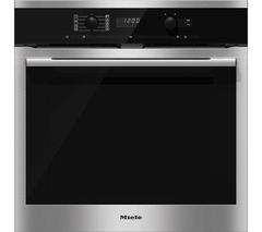 MIELE H6160BP Electric Oven - Stainless Steel