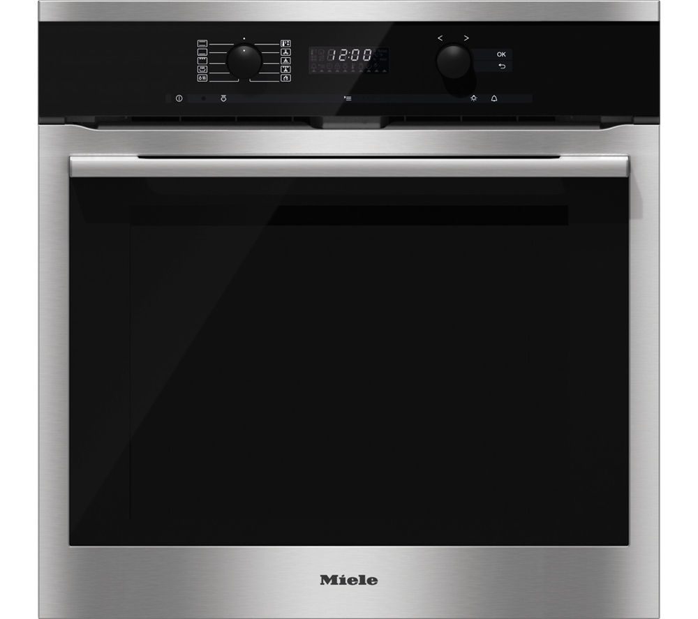 Miele Ovens And Cooktops ~ Buy miele h bp electric oven stainless steel free