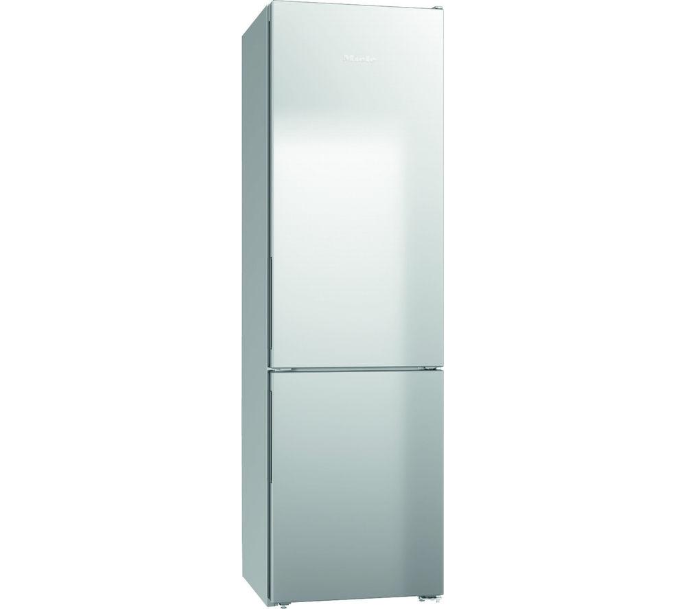 MIELE  KFN29032 D edo Fridge Freezer  Silver Silver