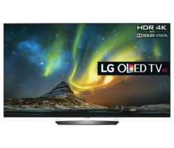 "LG OLED65B6V Smart 4K Ultra HD HDR 65"" OLED TV"