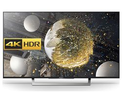 "SONY BRAVIA KD49XD8305BU Smart 4K Ultra HD HDR 49"" LED TV"