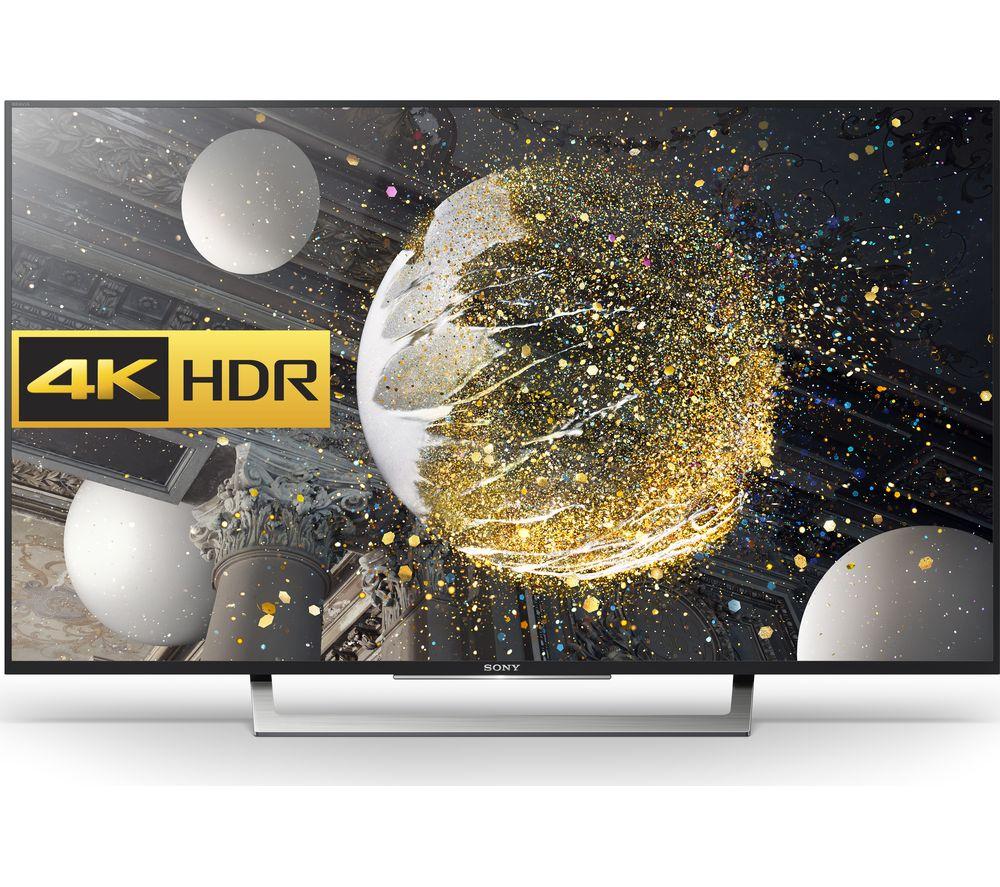 "49"" Sony BRAVIA KD49XD8305BU Smart 4K Ultra HD HDR  LED TV"