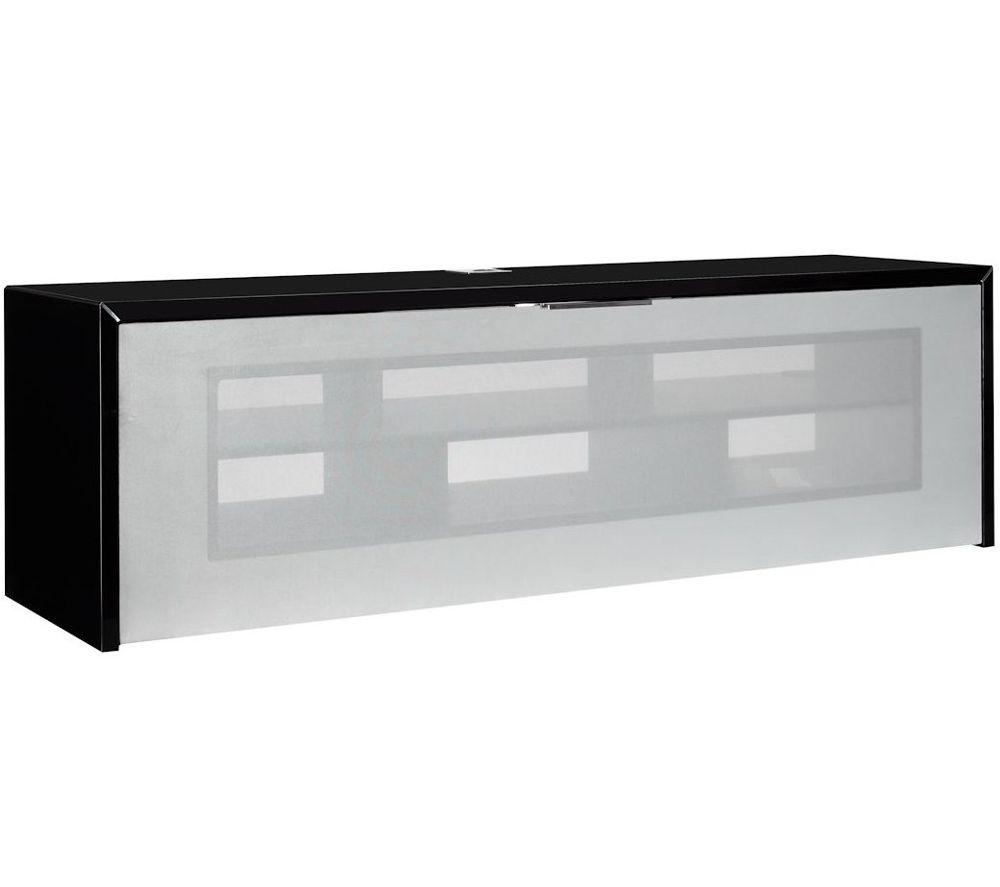 SCHNEPEL S1 MK Sound TV Stand - Black Gloss