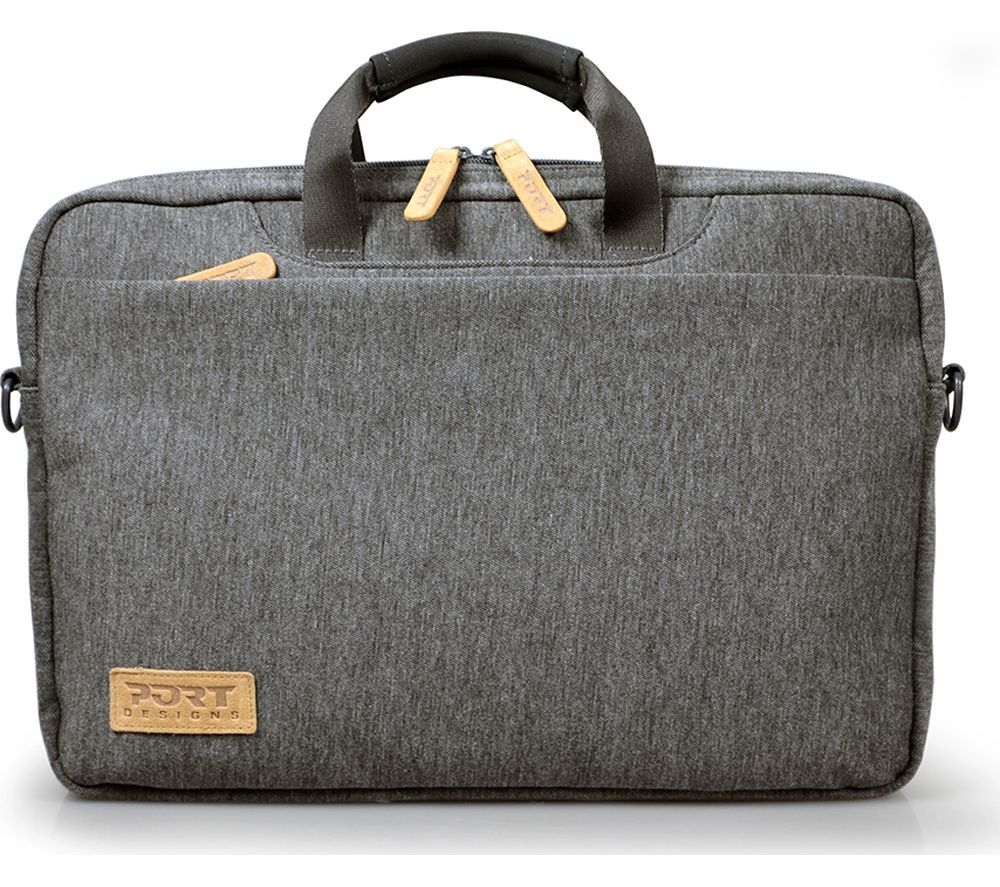 "PORT DESIGNS Torino 13.3"" Laptop Case - Dark Grey"