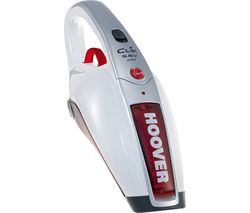 HOOVER SC96WR4 Handheld Vacuum Cleaner - White
