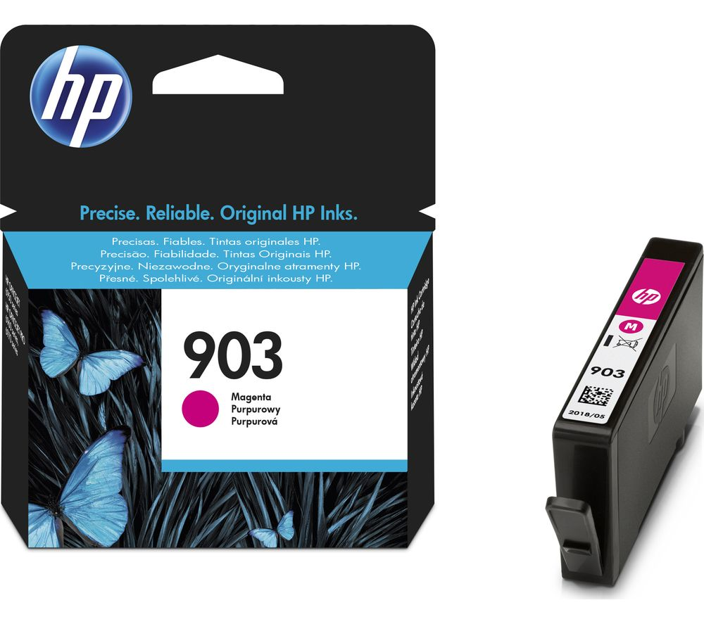 HP 903 Magenta Ink Cartridge Magenta