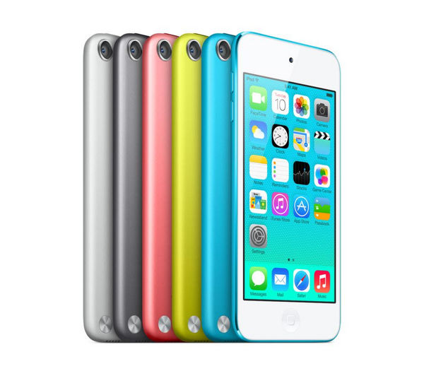 Buy APPLE iPod touch - 32 GB, 5th Generation - Blue | Free ...