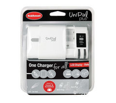 HAHNEL Unipal Plus Universal Battery and USB Charger