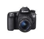 CANON EOS 70D DSLR Camera with 18-55 mm f/3.5-5.6 Zoom Lens