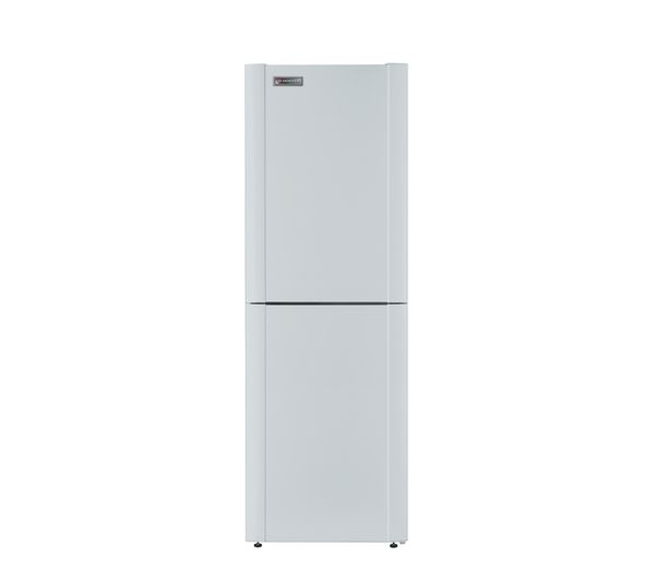 HOOVER  HNC6185W4 Fridge Freezer  White White