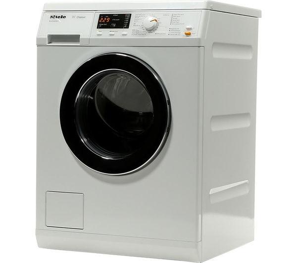 Buy MIELE WDA210 Washing Machine - White | Free Delivery ...