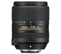 NIKON AF-S DX NIKKOR 18-300 mm f/3.5-6.3G ED VR Telephoto Zoom Lens