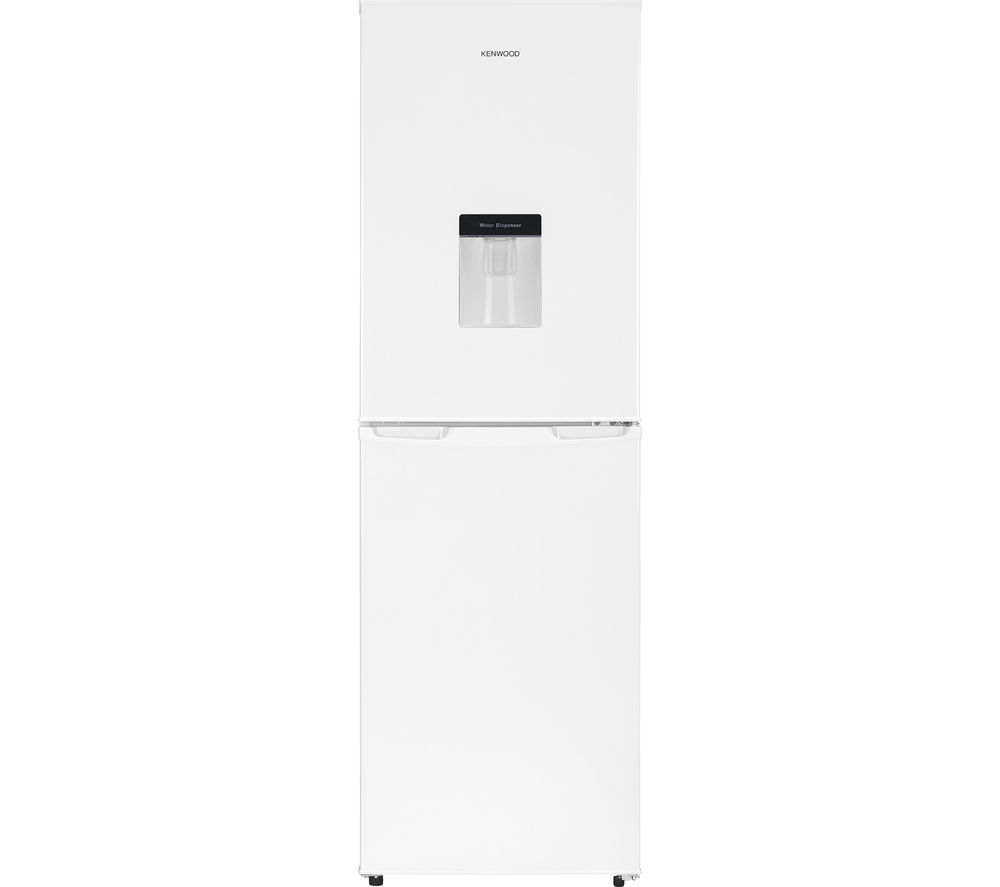 KENWOOD KFCD55W15 Fridge Freezer - White