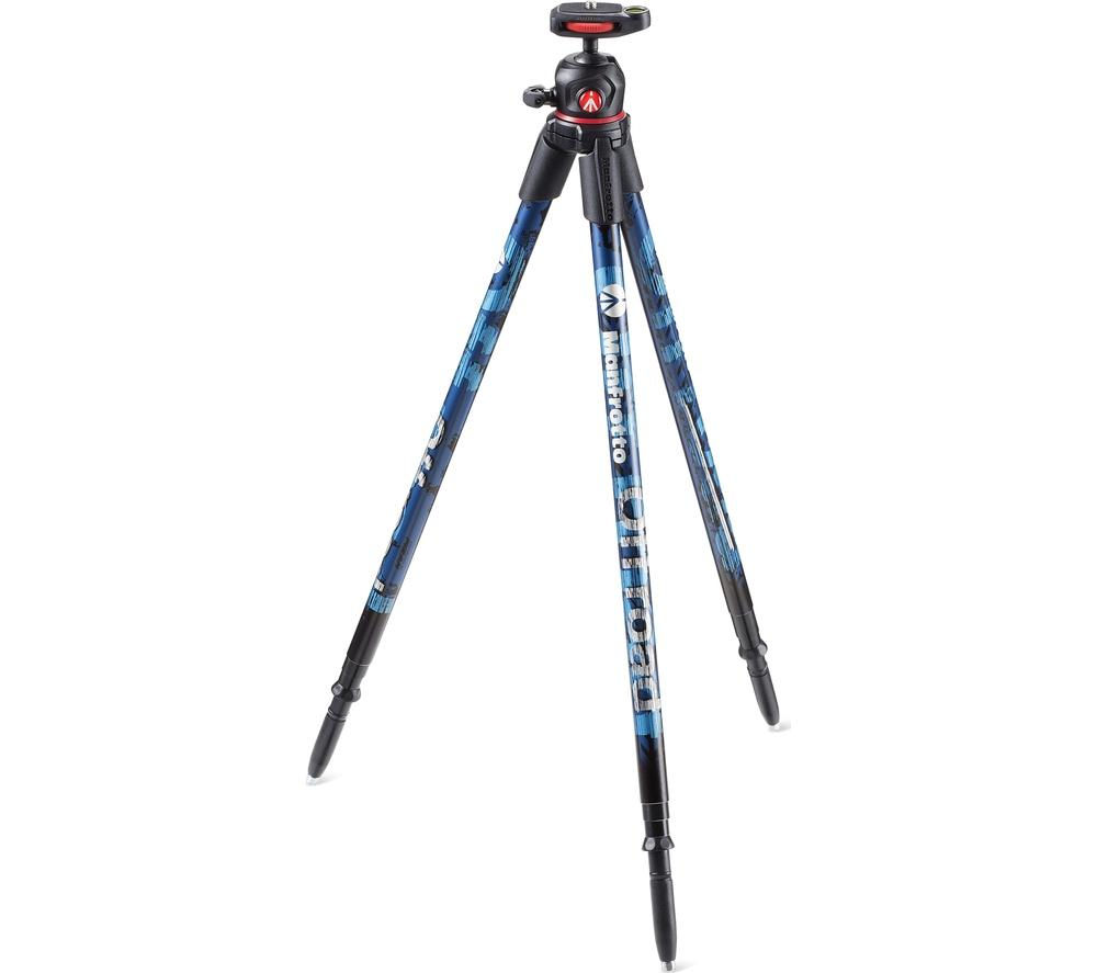 MANFROTTO MKOFFROADB Off Road Tripod - Blue