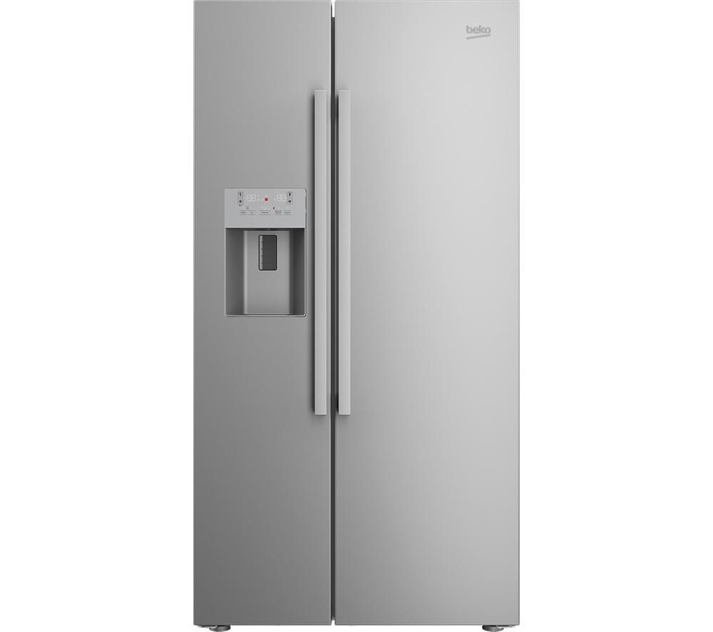 beko select asp341x american style fridge freezer. Black Bedroom Furniture Sets. Home Design Ideas