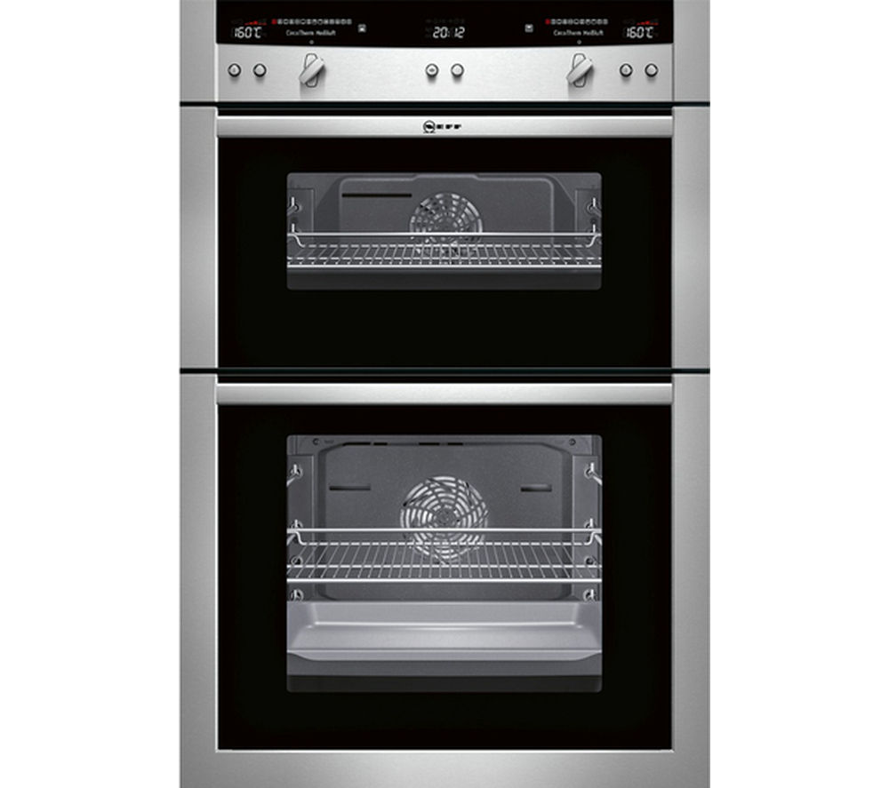Buy Neff Series 5 U16e74n3gb Electric Double Oven