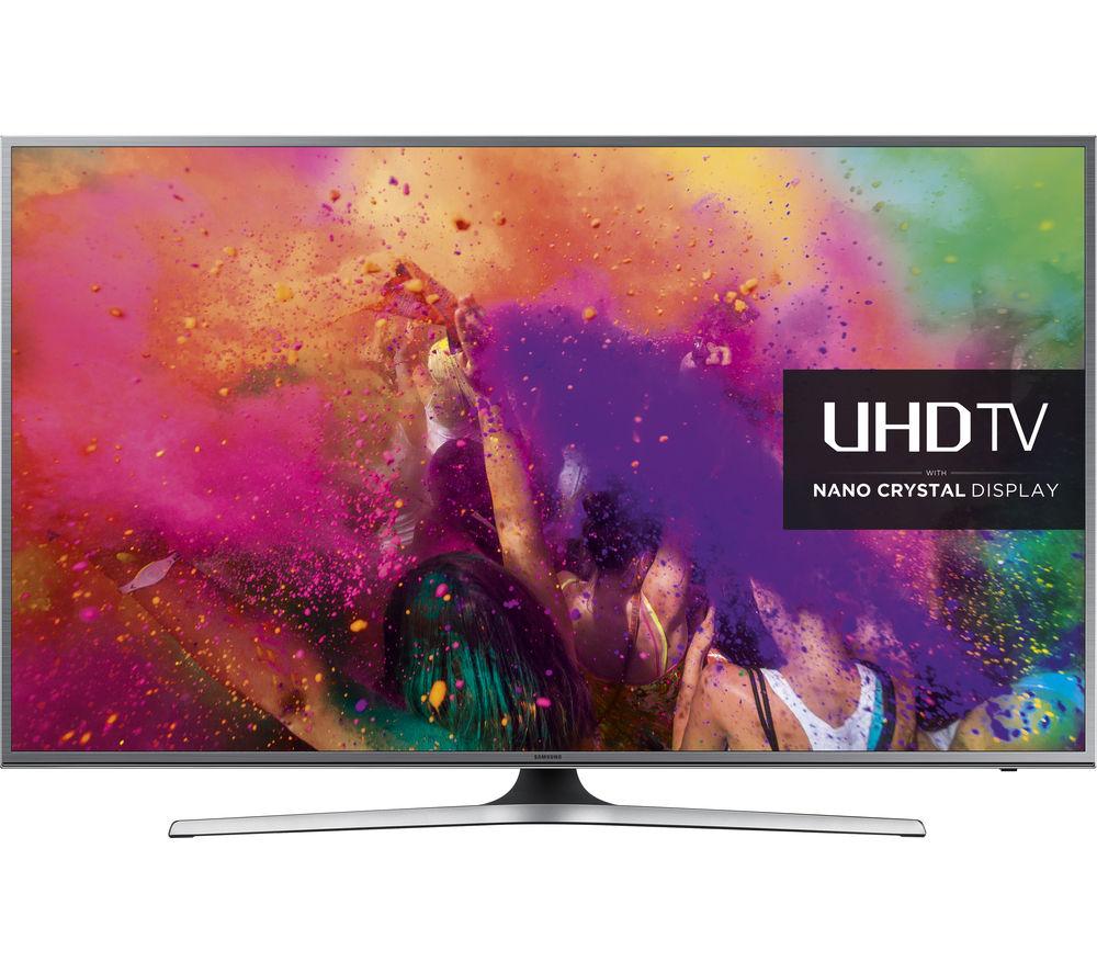 samsung ue55ju6800 smart ultra hd 4k 55 led tv deals pc world. Black Bedroom Furniture Sets. Home Design Ideas