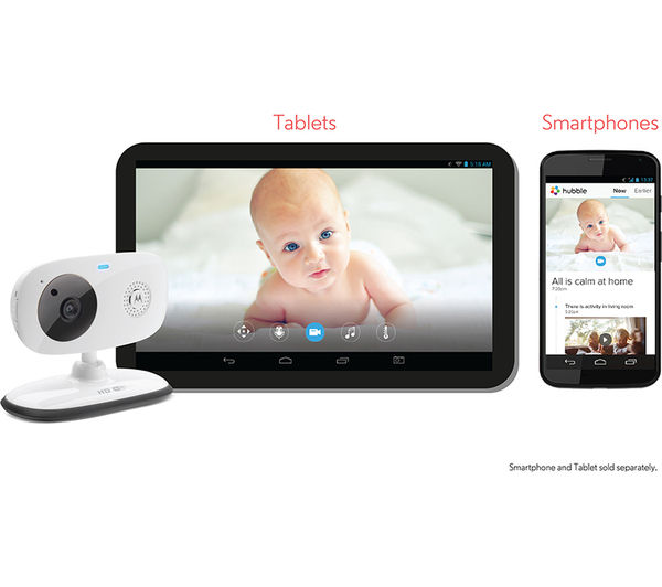 motorola connect mbp662 wireless baby monitor deals pc world. Black Bedroom Furniture Sets. Home Design Ideas