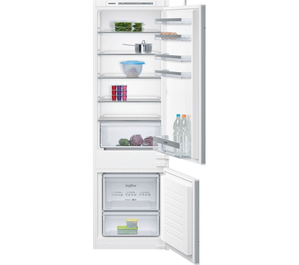 SIEMENS KI87VVS30G Integrated Fridge Freezer