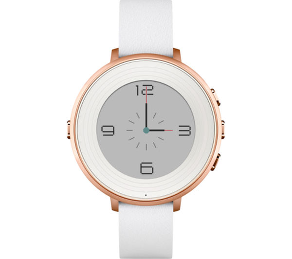 Buy PEBBLE Time Round Smartwatch
