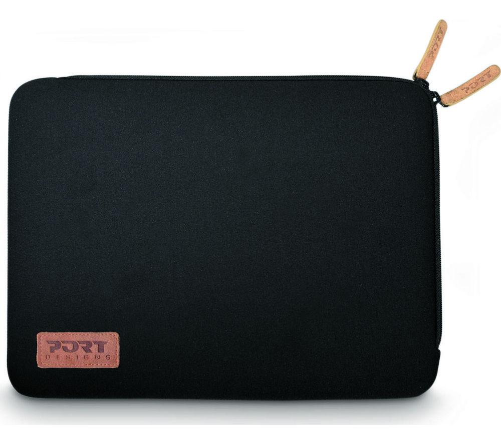 "Image of Port Designs Torino 10 - 12"" Laptop Sleeve - Black"