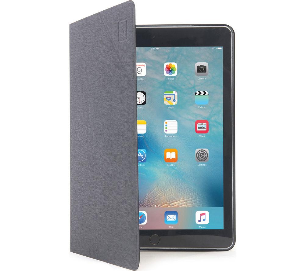"Tucano Angolo iPad Pro 9.7"" Folio Case - Black, Black"