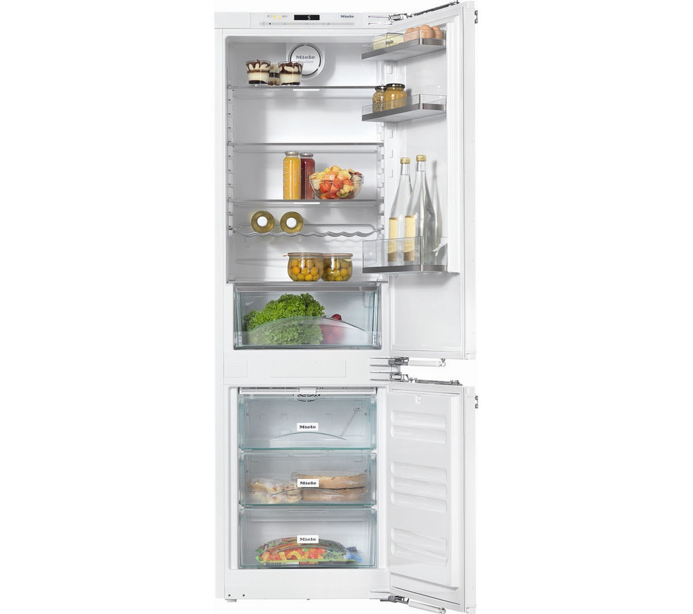buy miele kfn37432id integrated 60 40 fridge freezer. Black Bedroom Furniture Sets. Home Design Ideas