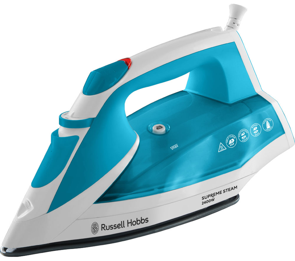 how to use steam iron