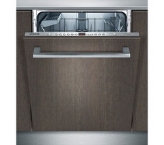 SIEMENS iQ500 SN66M050GB Full-size Integrated Dishwasher