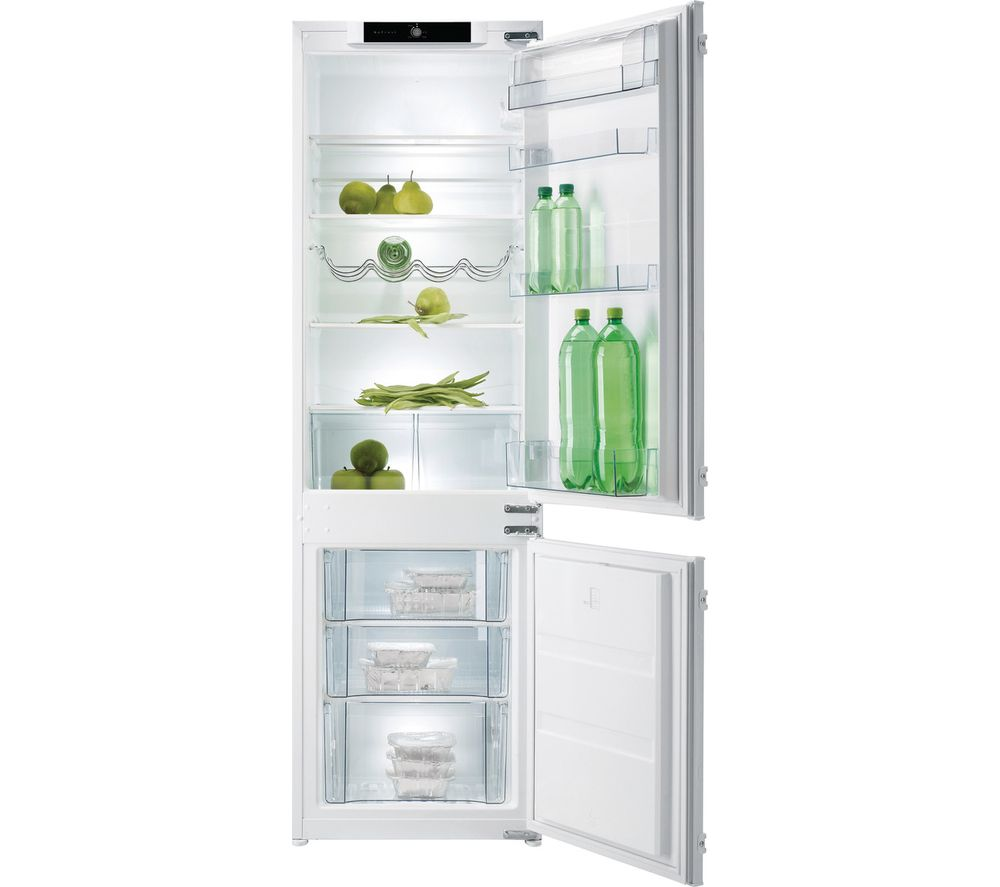 buy gorenje nrki4181cw integrated 70 30 fridge freezer. Black Bedroom Furniture Sets. Home Design Ideas