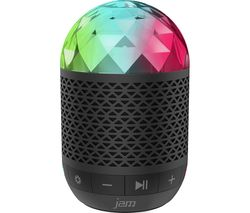 JAM Daze HX-P270-EU Portable Wireless Speaker - Black