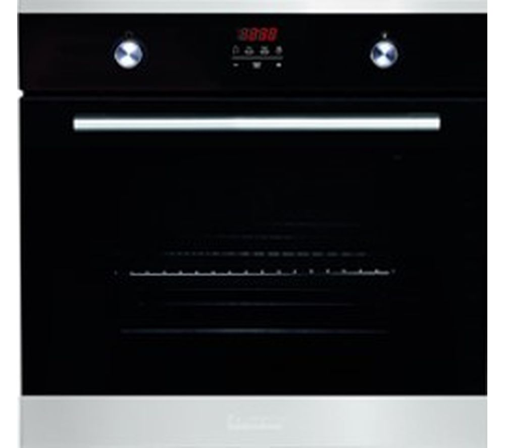 Image of BAUMATIC BOIM678WH Electric Oven - White, White