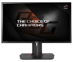 "ASUS ROG Swift PG248Q Full HD 3D 24"" LED Monitor - Black"