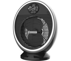 BIONAIRE BFH004 Fan Heater - Black