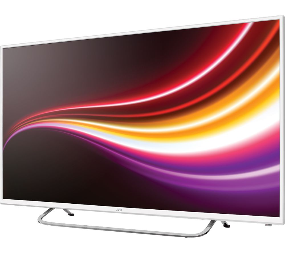 42  JVC LT42C571  LED TV  White White