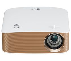 LG Minibeam PH150G Short Throw HD Ready Portable Projector