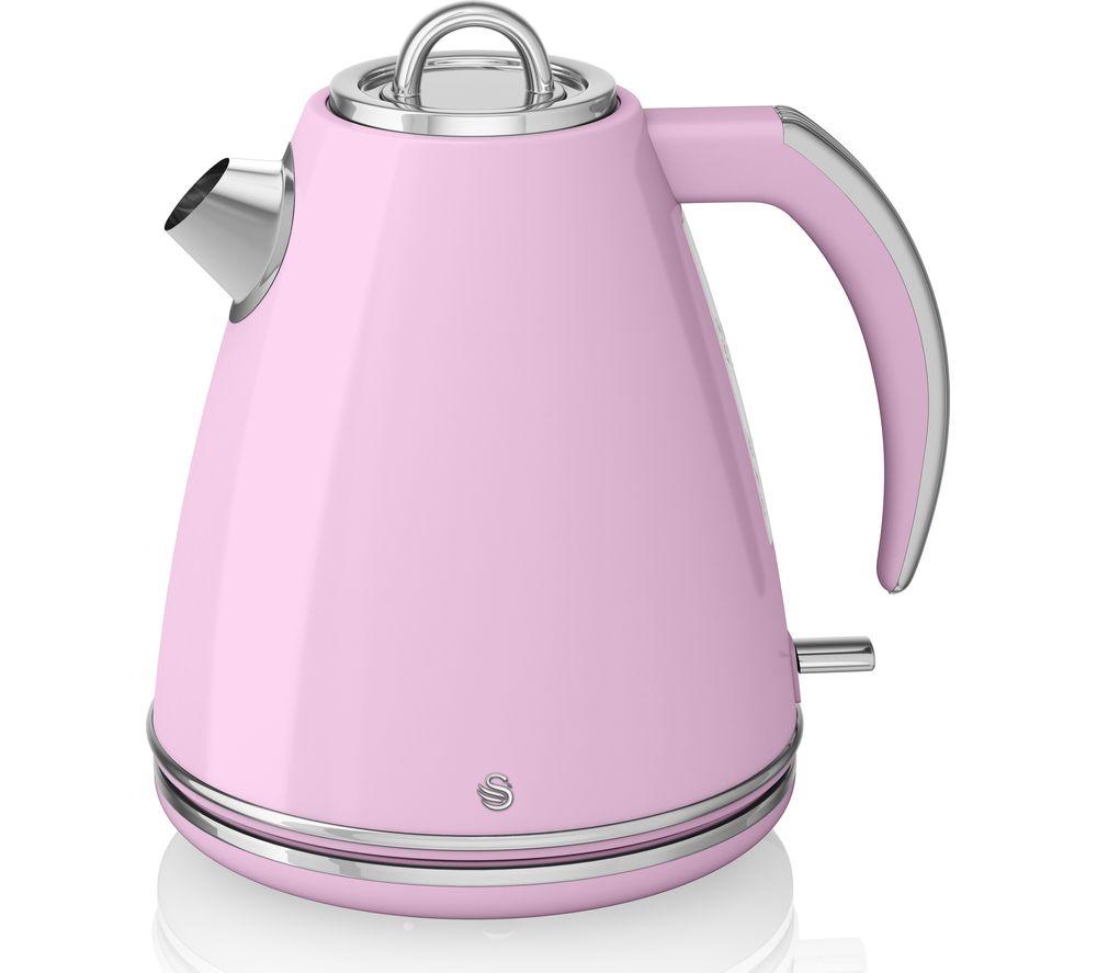 SWAN SK24030PN Jug Kettle  Pink Pink