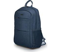 """PORT DESIGNS Sydney 15.6"""" Laptop Backpack - Blue"""