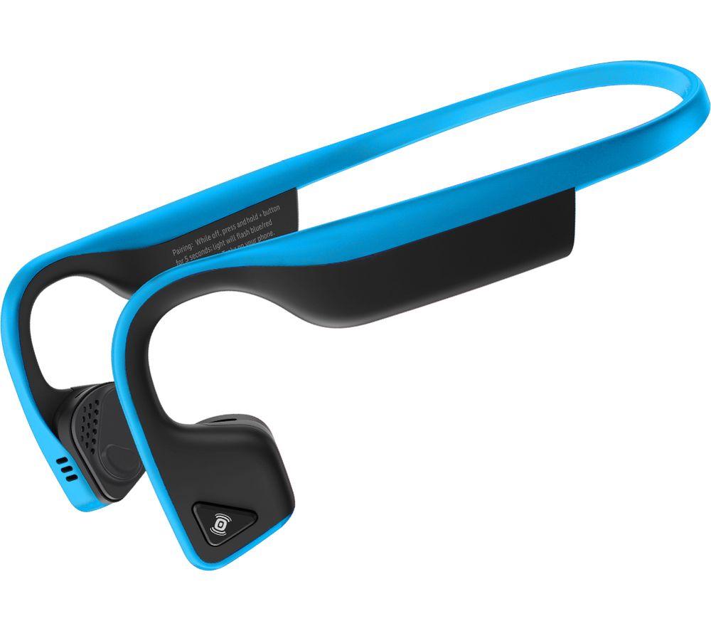 AFTERSHOKZ Trekz Titanium Wireless Bluetooth Headphones - Ocean