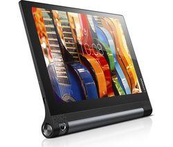"""LENOVO Yoga Tab 3 10.1"""" Tablet - Black, 32 GB"""