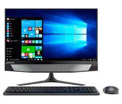 """LENOVO IdeaCentre 720 23.8"""" All-in-One PC - Black"""
