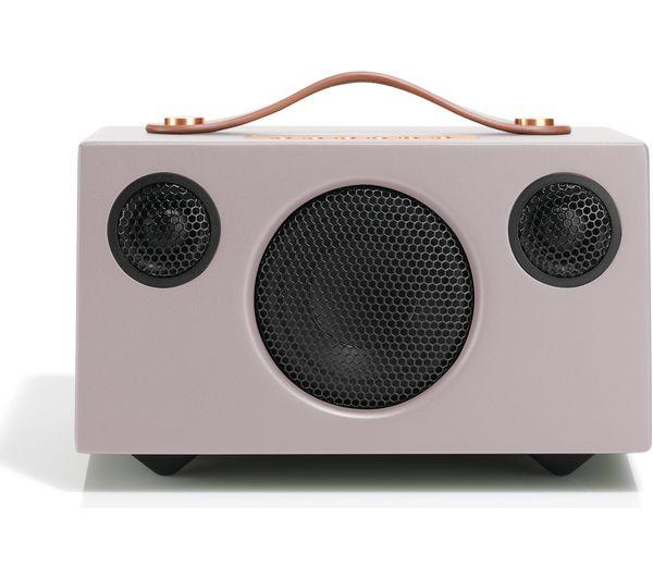 Image of AUDIO PRO Addon T3 Portable Bluetooth Wireless Speaker - Pink