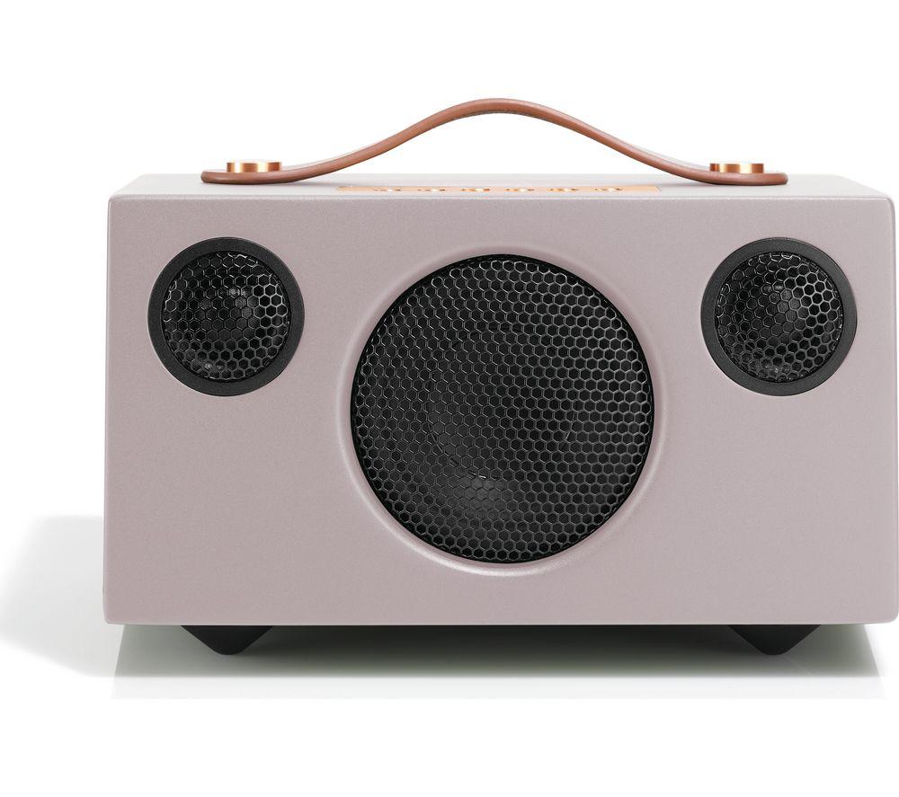 Image of AUDIO PRO Addon T3 Portable Bluetooth Wireless Speaker - Pink, Pink