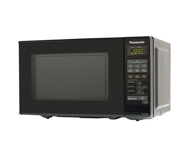 PANASONIC NN-E281BMBPQ Solo Microwave - Black