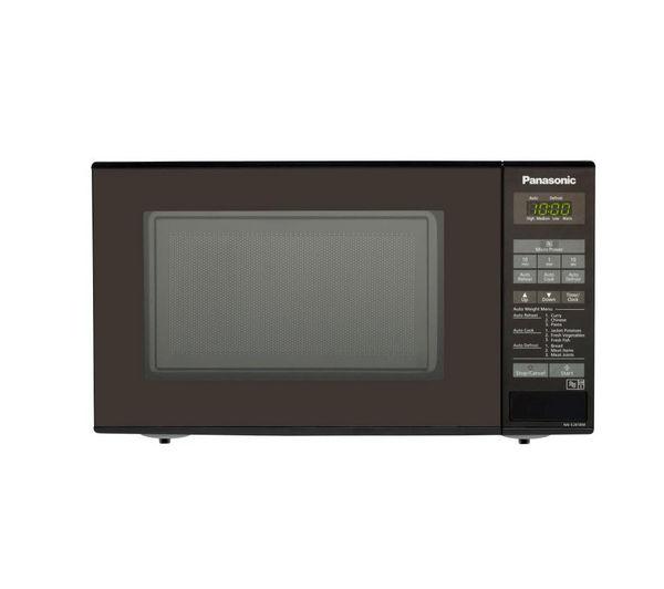 Panasonic Nn E281bmbpq Solo Microwave Black