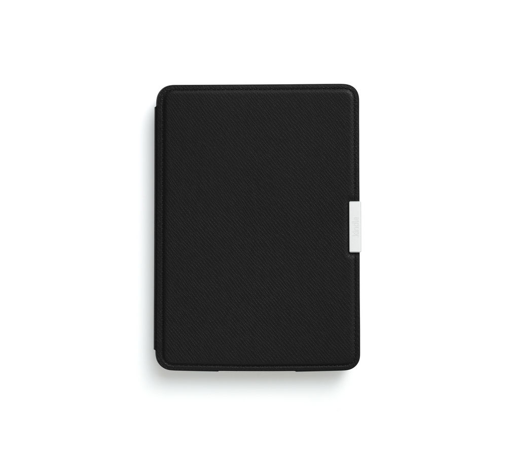 AMAZON 53-000503 Kindle Paperwhite Leather Cover - Black