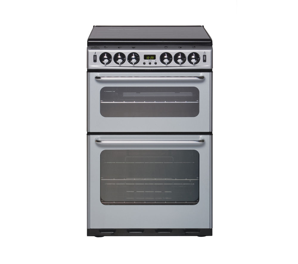 NEW WORLD 550TSIDOM Gas Cooker - Silver