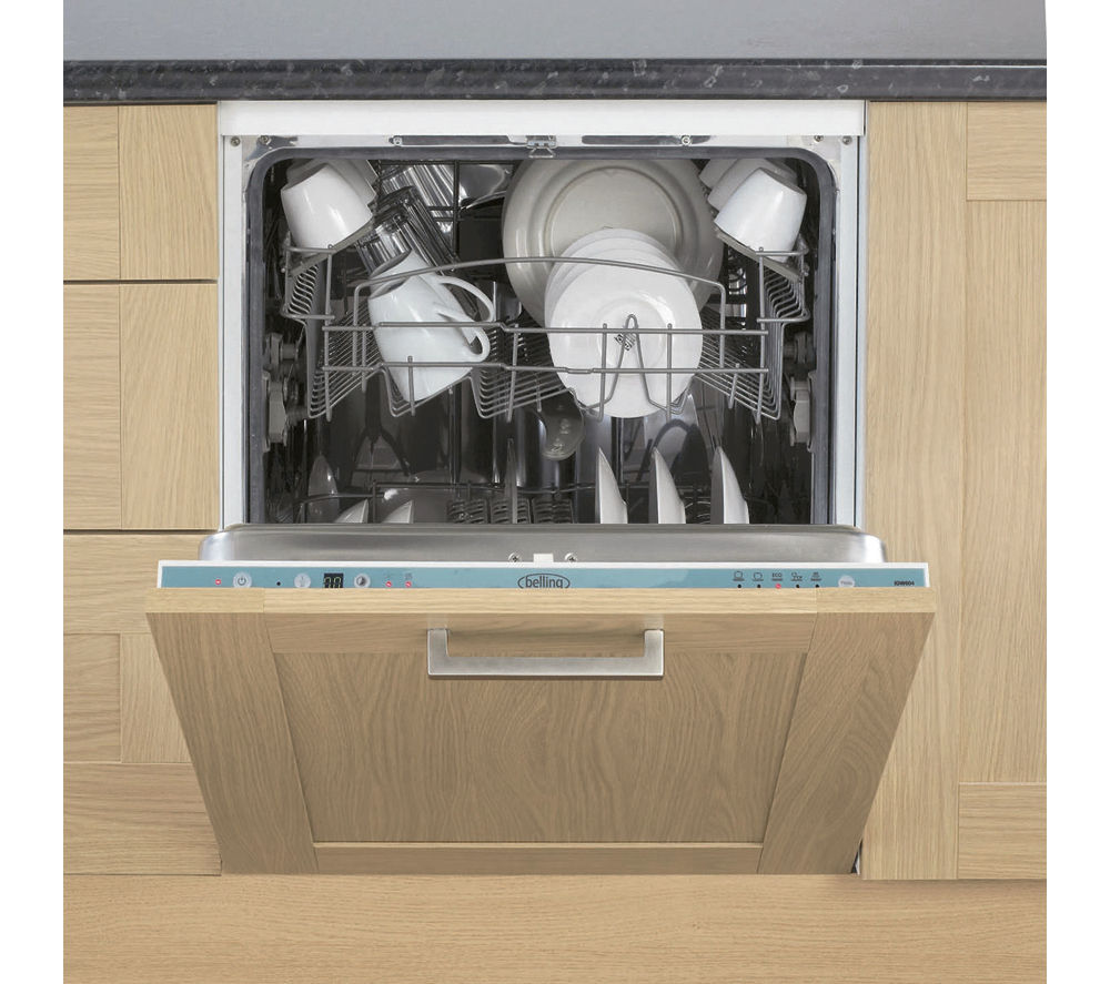 Image of Belling IDW604 MK2 Full-size Integrated Dishwasher